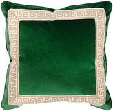 Miles Talbott Robertson 20x20 Pillow, Emerald