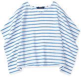 Ralph Lauren Striped Dolman-Sleeve Shirt, Toddler Girls (2T-4T) & Little Girls (2-6X)