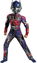 JCPenney TransformersTM 3 Dark of the Moon Movie Optimus Prime Muscle Costume – Child