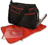 Trend Lab Best Seller Black/Brick Red Ultimate Diaper Bag by Kitty4u