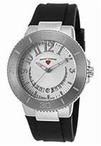 Swiss Legend Women's 11315SM-02 Riviera Analog Display Swiss Quartz Black Watch