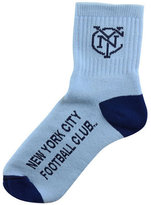 For Bare Feet New York City FC Ankle TC 501 Socks