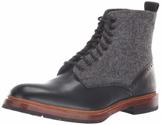 Stacy Adams Men's M2 Plain Toe Lace-Up Boot Ankle