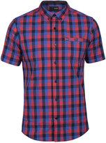 Hurley Men's Vibes Plaid Pocket Shirt