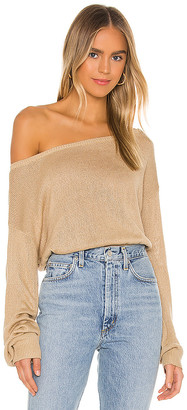 Song of Style Jennifer Off Shoulder Sweater