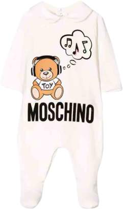 Moschino Teddy Bear Baby Suit