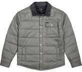 Brixton Cass Jacket - Men's Warm Grey S