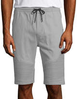 Akademiks Mens Stretch Jogger Short