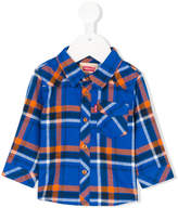 Levi's Kids plaid shirt