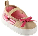 Luvable Friends Girls Boat Shoes (Infant)