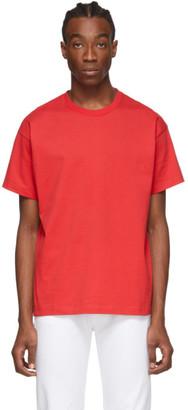 Random Identities Red Mosquito Logo T-Shirt