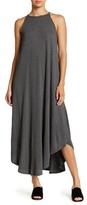 Soprano Shirttail Hem Midi Dress
