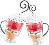 Carlton 2015 Sister - Coffee Cups Ornament