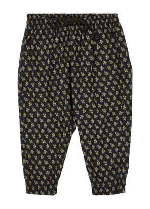 Caramel Floral Trousers (3-6 Years)