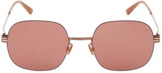Mykita Momo Light Frame Sunglasses