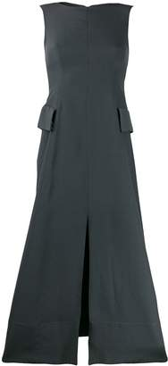 Song For The Mute flared midi dress