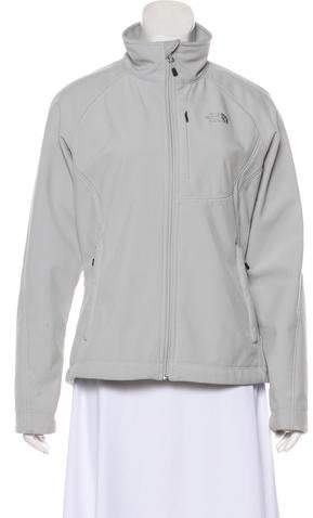 The North Face Stand Collar Casual Jacket