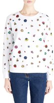 Kenzo Women's 'Tanami Flower' Crewneck Sweatshirt