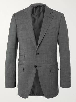 Tom Ford O'connor Slim Fit Wool-Blend Suit Jacket