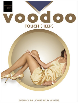 Voodoo Touch Sheers H30490 Navy Ave-Tall