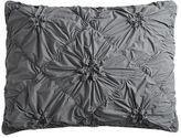 Pier 1 Imports Savannah Charcoal Standard Pillow Sham