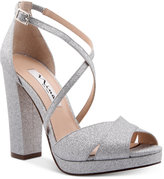 Nina Marylyn Platform Evening Sandals