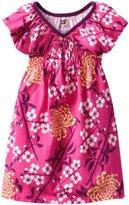 Tea Collection Girls 2-6X Short Sleeve Dress