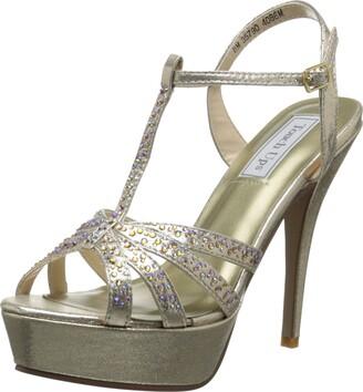Touch Ups Women's April S Platform Sandal