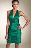 Stretch Charmeuse Dress