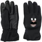 Fendi Karl gloves