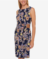 Tommy Hilfiger Embellished Wrap Dress, Created for Macy's