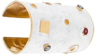 Marni Stud-Embellished Cuff Bracelet