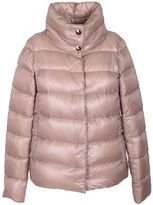 Herno High Collar Down Jacket