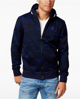 G Star Men's Full-Zip Camouflage Hoodie