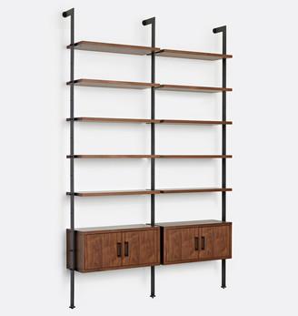 Rejuvenation Holgate Modular 10-Shelf Set with Cases