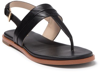 Cole Haan Ainslee T-Strap Leather Sandal