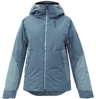 Holden - Ashley Quilted Down Jacket - Light Blue