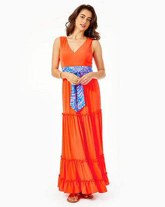 Lilly Pulitzer Violetta Maxi Dress