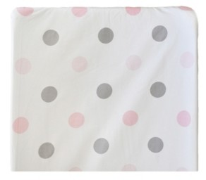 My Baby Sam Olivia Rose Changing Pad Cover Bedding