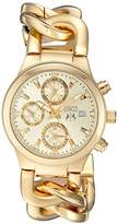 Jivago Women's JV1242 Analog Display Swiss Quartz Gold Watch
