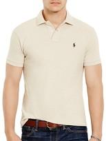 Polo Ralph Lauren Mesh Slim Fit Polo Shirt