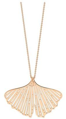 ginette_ny Gingko necklace