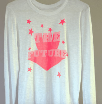 Margaux The Future Long Sleeve T Shirt