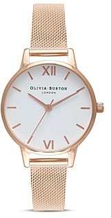 Olivia Burton White Dial Watch, 30mm