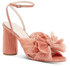 Loeffler Randall Women's Camellia Bow High-Heel Sandals