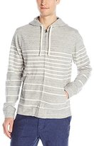 Lucky Brand Men's Striped Baja Hoodie
