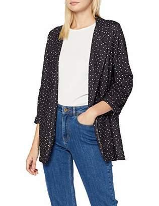 New Look Women's Candice SPOT Suit Jacket,6 (Size:6)
