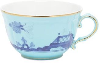 Richard Ginori Oriente Italiano Porcelain Tea Cup - Blue Multi