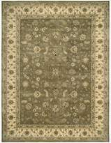 Nourison 2003-099446129321 2000 Olive Rectangle Area Rug