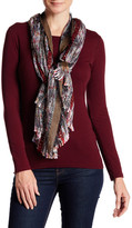 Collection XIIX Multicolor Boucle Knit Scarf